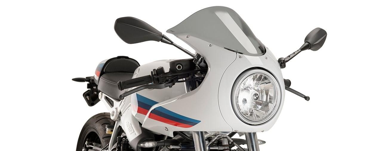 Neues BMW Motorradzubehör von Hornig