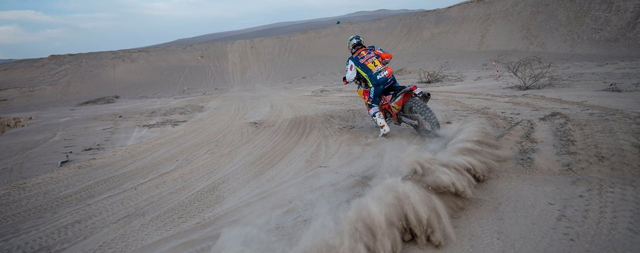 Rallye Dakar 2018: Marathon-Etappe