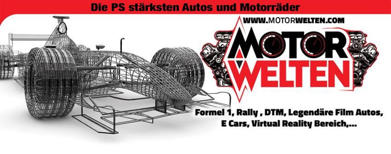 MOTORWELTEN von 14.03 - 18.03. in der Wiener Stadthalle