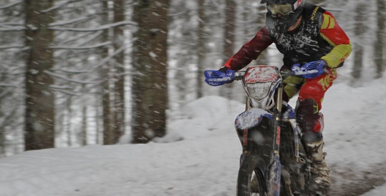 17. Winterenduro Lunz im Schnee