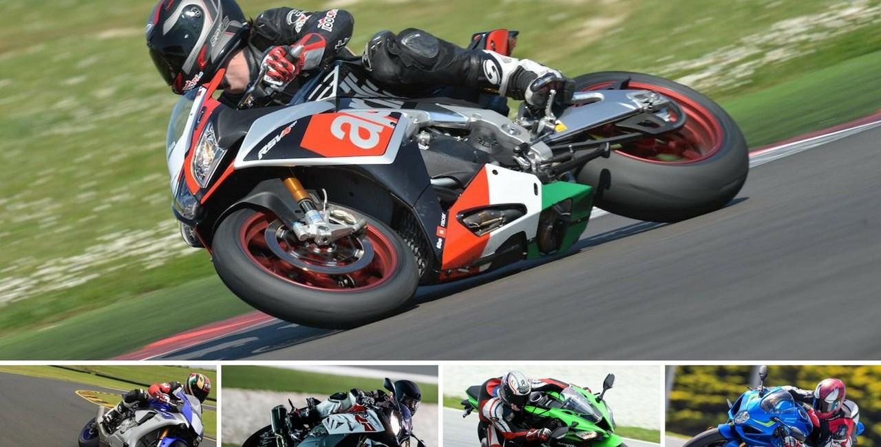Top 5: Die besten Basismodelle für Rennmotorräder