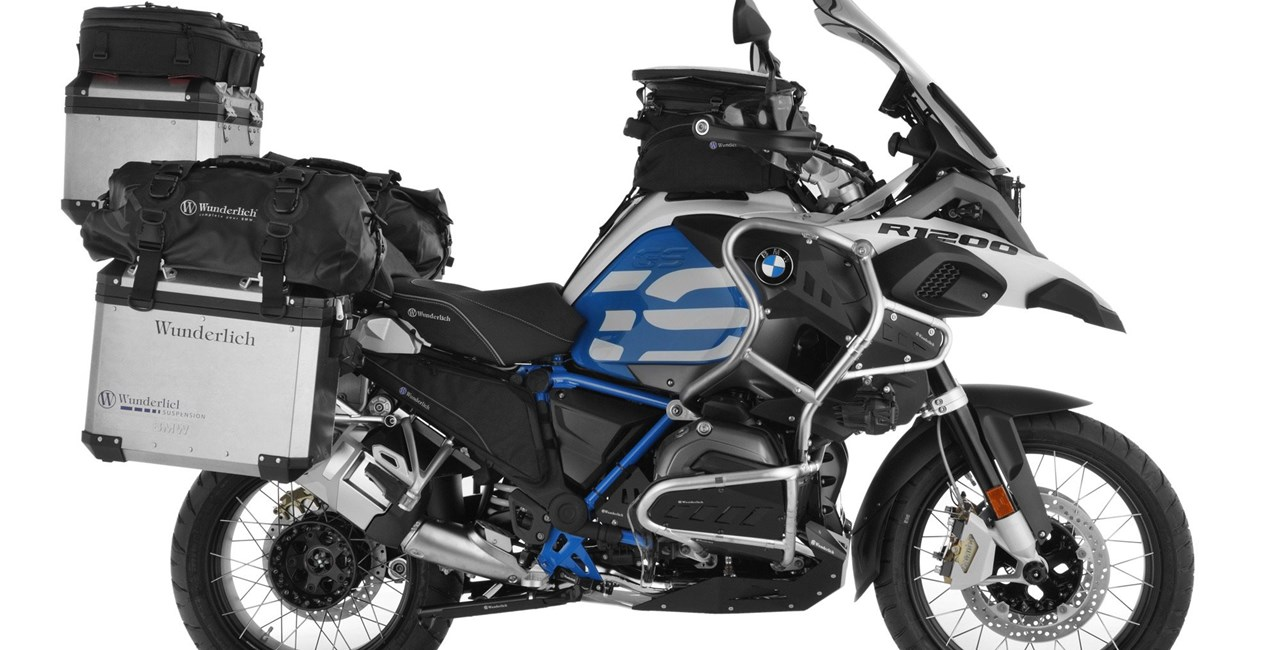 BMW R 1200 GS Adventure Zubehör von Wunderlich