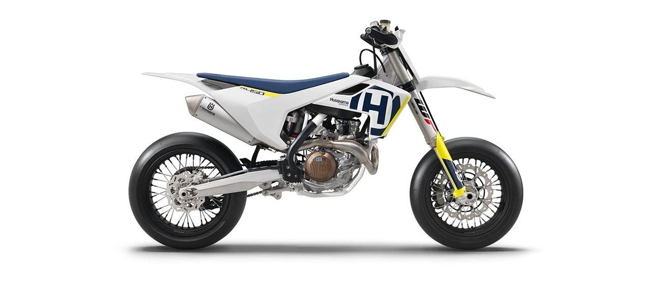 Husqvarna Motorcycles Rückruf für FS 450 MY16-18