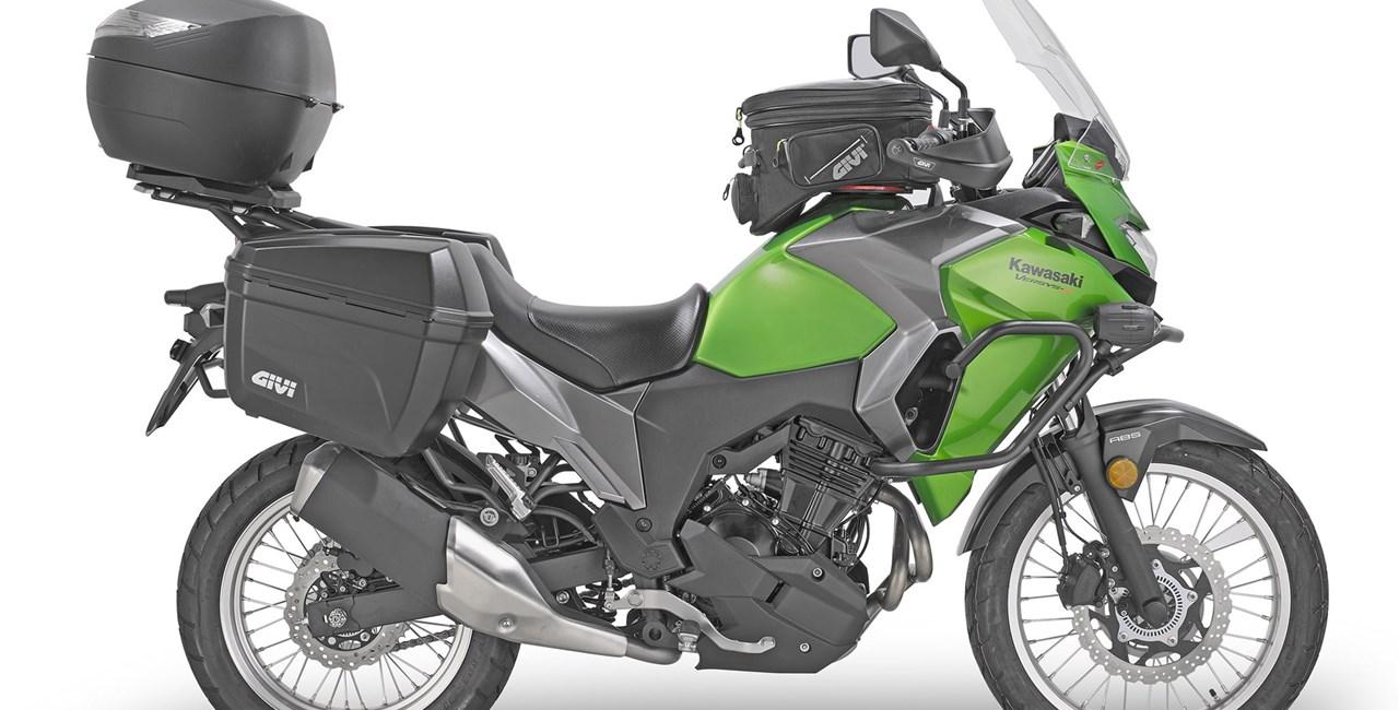 Zubehör von GIVI für die Kawasaki Versys X300