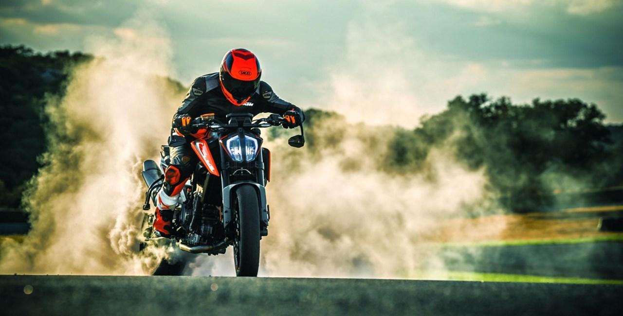 KTM 790 Duke Test 2018