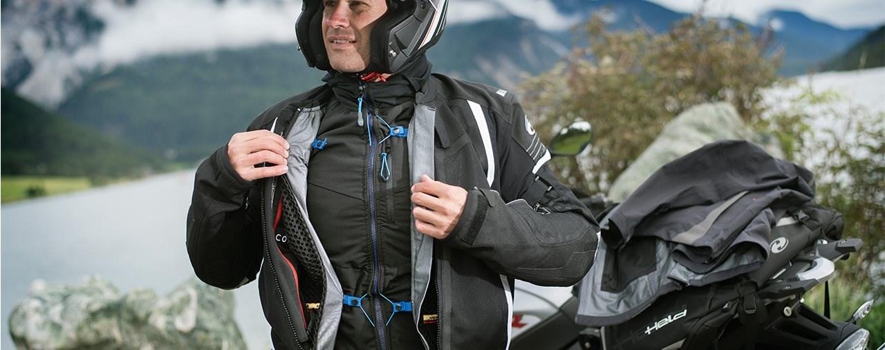 Textilkombination Held AeroSec GTX