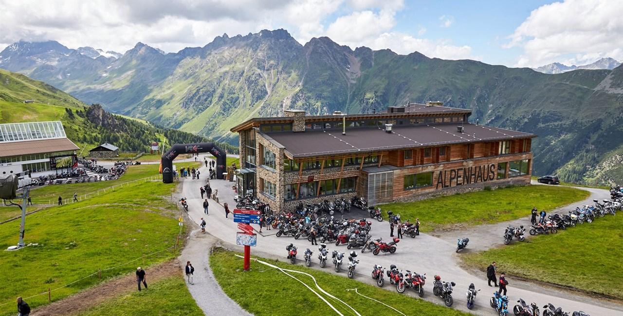 Top of the Mountain BIKER SUMMIT Ischgl 2018