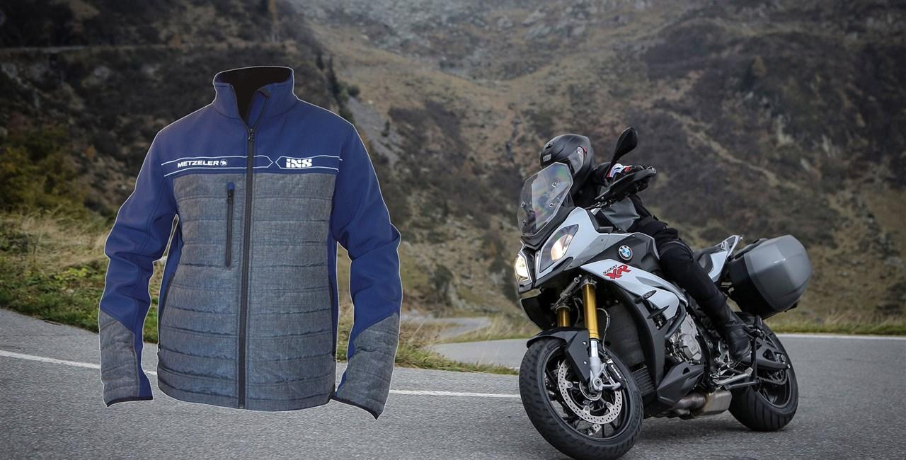 METZELER Reifen kaufen und Softshell-Jacke von iXS sichern