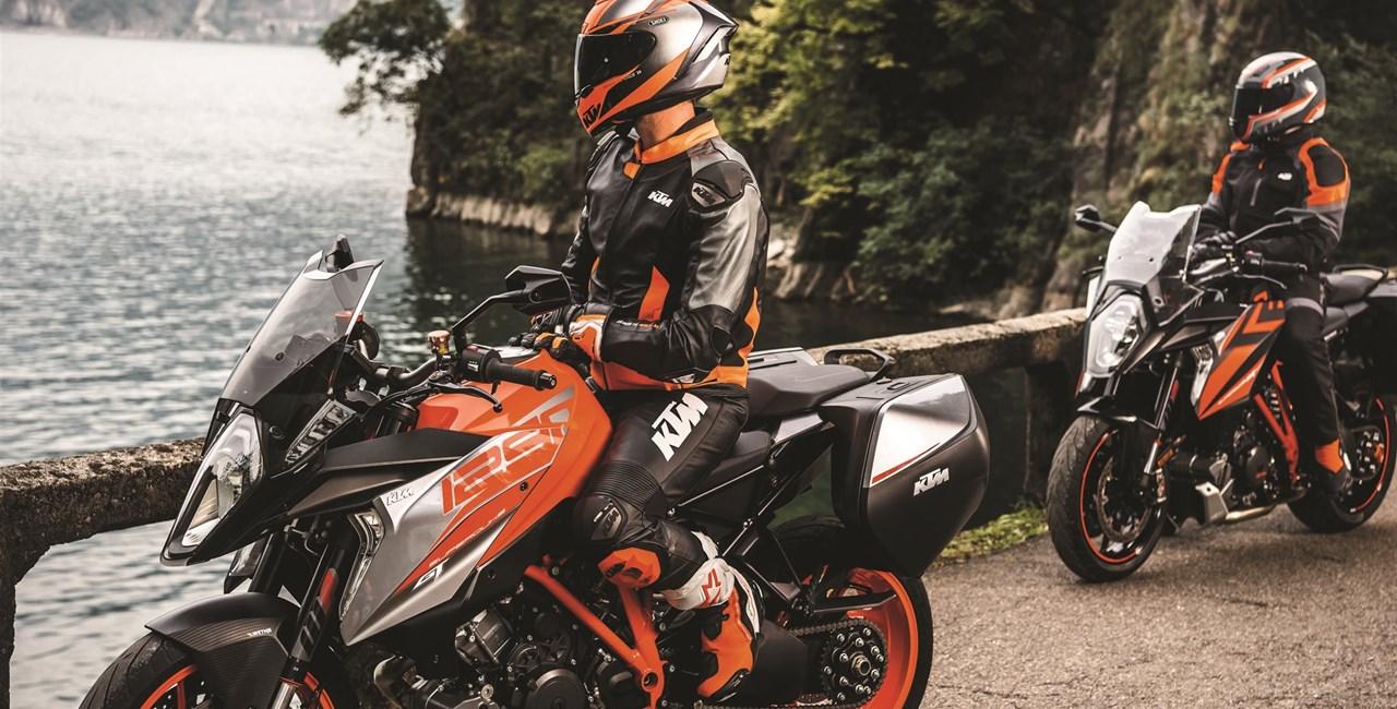 KTM PowerWear Street 2018 Kollektion