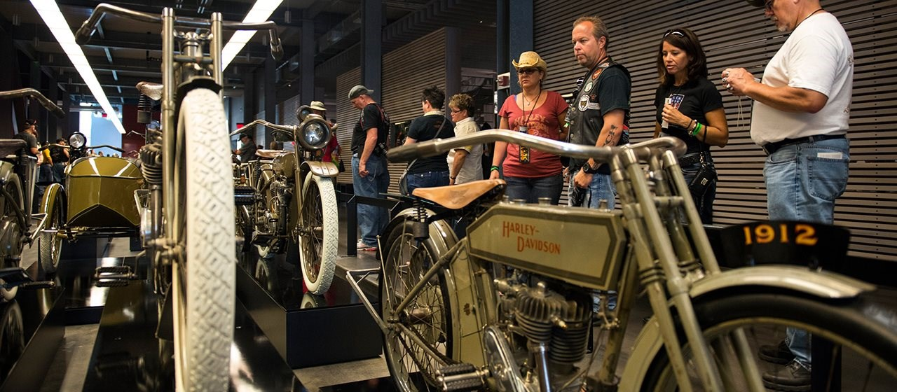 Turn back time - Das Harley-Davidson Museum wird zehn