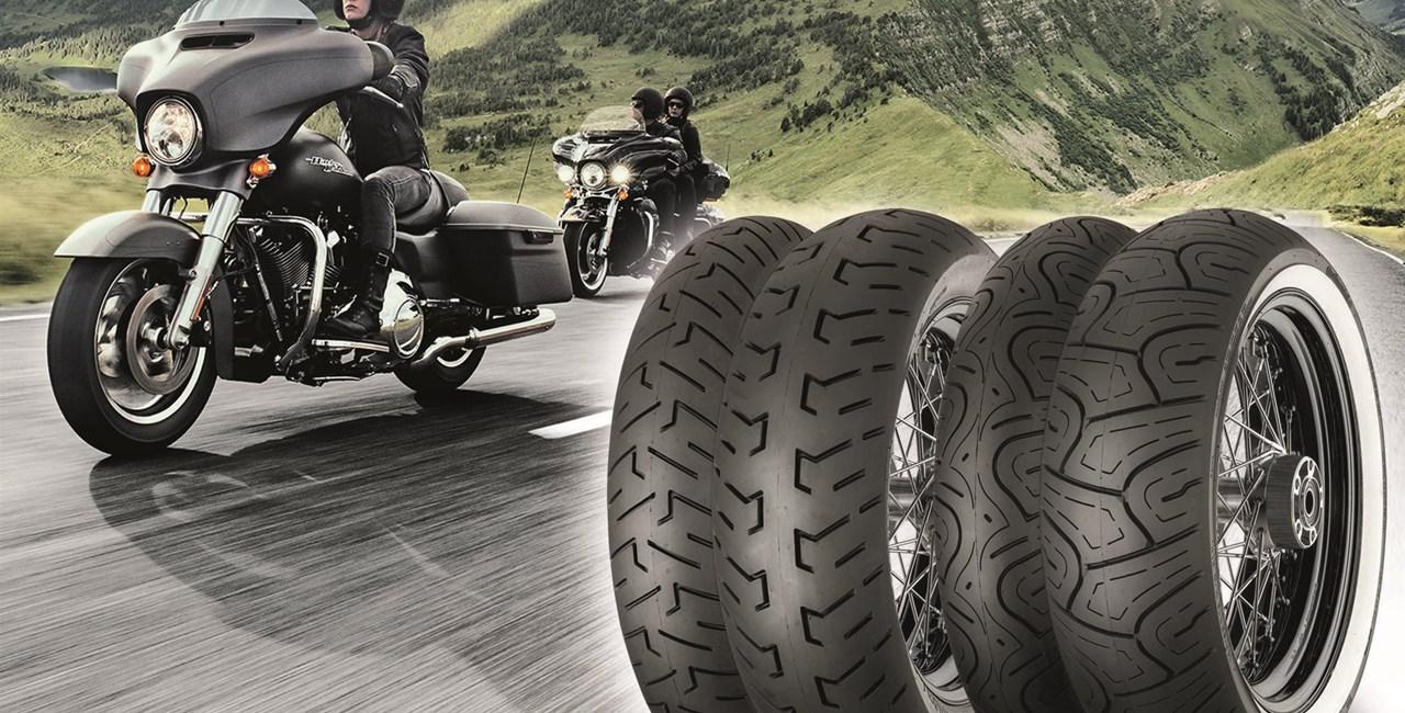 Continental Harley-Tour Gewinnspiel