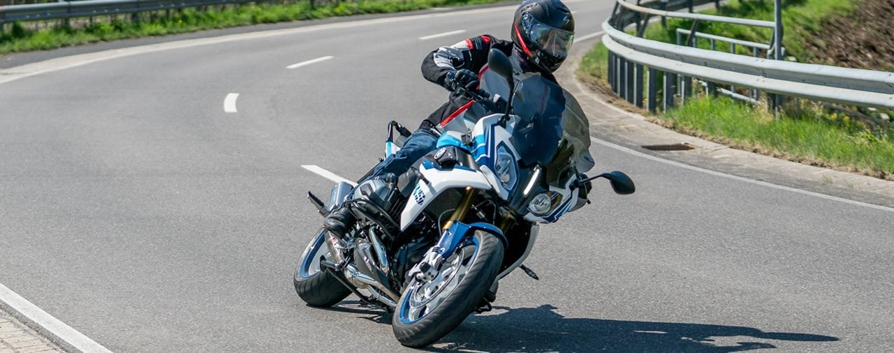 BMW R 1200 RS Test