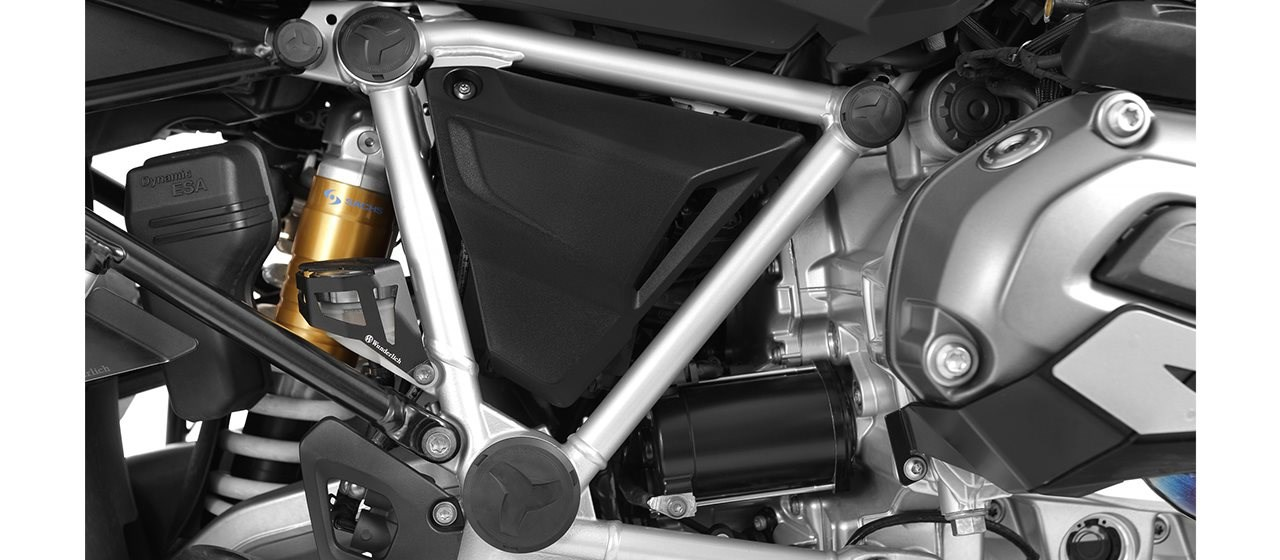 Wunderlich Rahmenschutz für BMW Boxermodelle