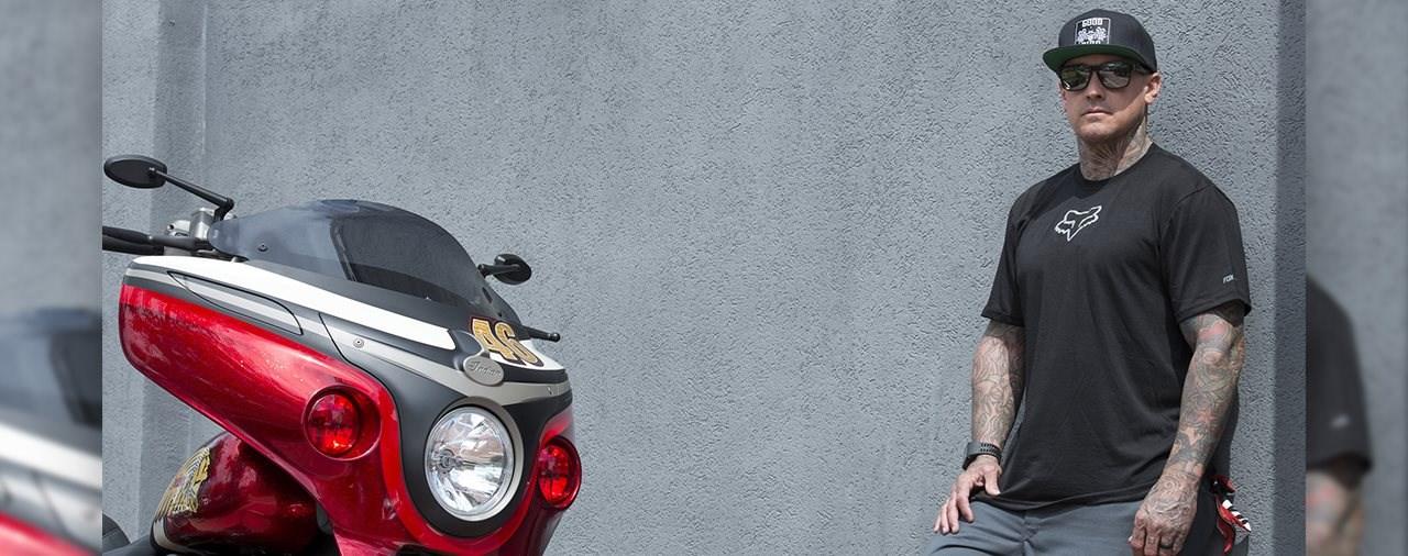 """""""Good Ride"""" Charity-Event mit Indian und Carey Hart"""