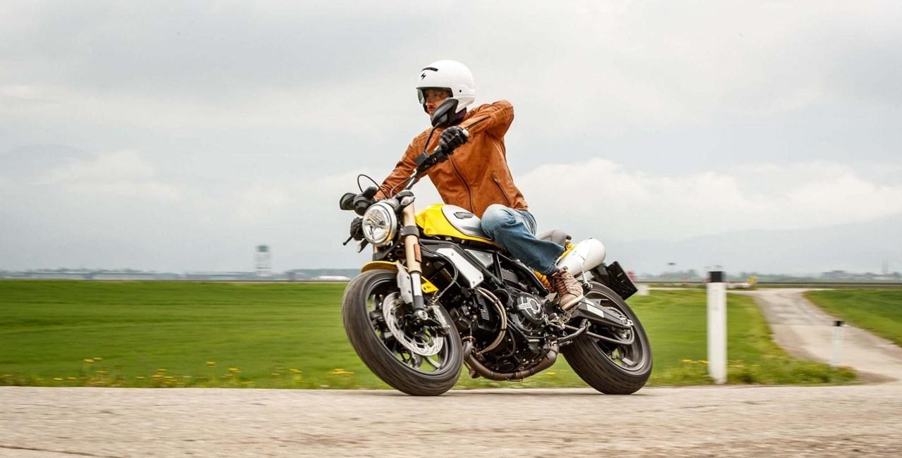 Retrobike 2018 Vergleich: Ducati Scrambler 1100
