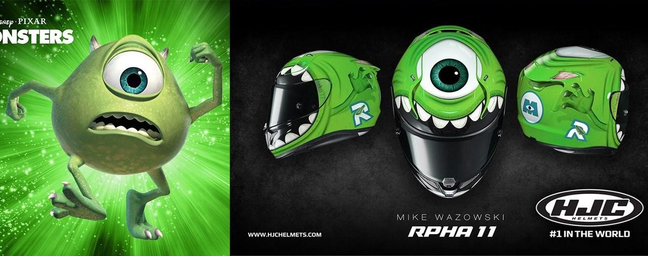 HJC RPHA 11 - Mike Wazowski