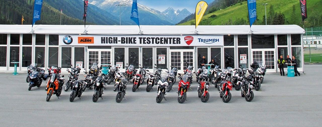 """""""High-Bike Testcenter Paznaun"""" startet in die achte Saison"""