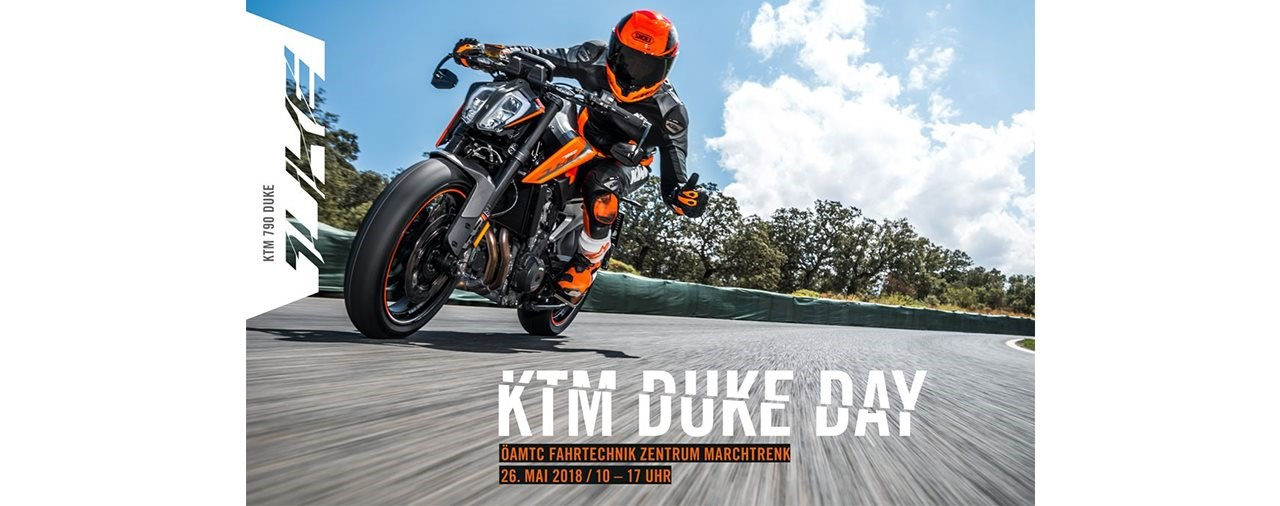 KTM DUKE DAY 2018