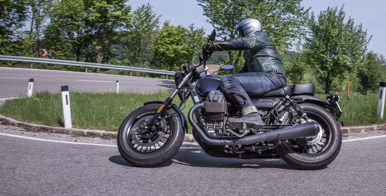 Bobber 2018 Vergleich: Moto Guzzi V9 Bobber