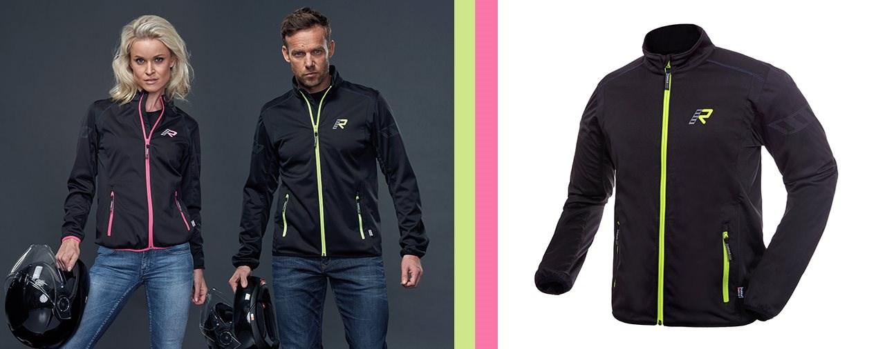 Stylishe Softshell-Jacken von Rukka für Sie und Ihn