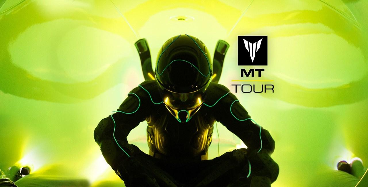 Yamaha MT-Tour 2018