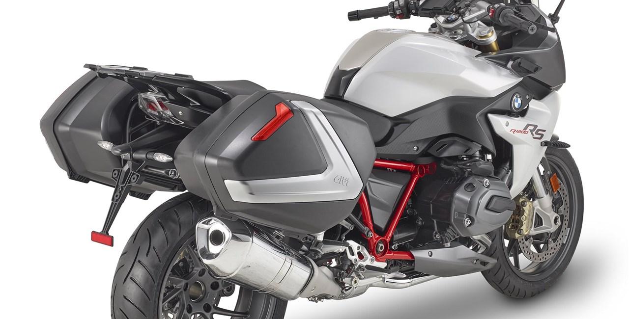 Die Evolution des Motorradkoffers: GIVI präsentiert den neuen V37