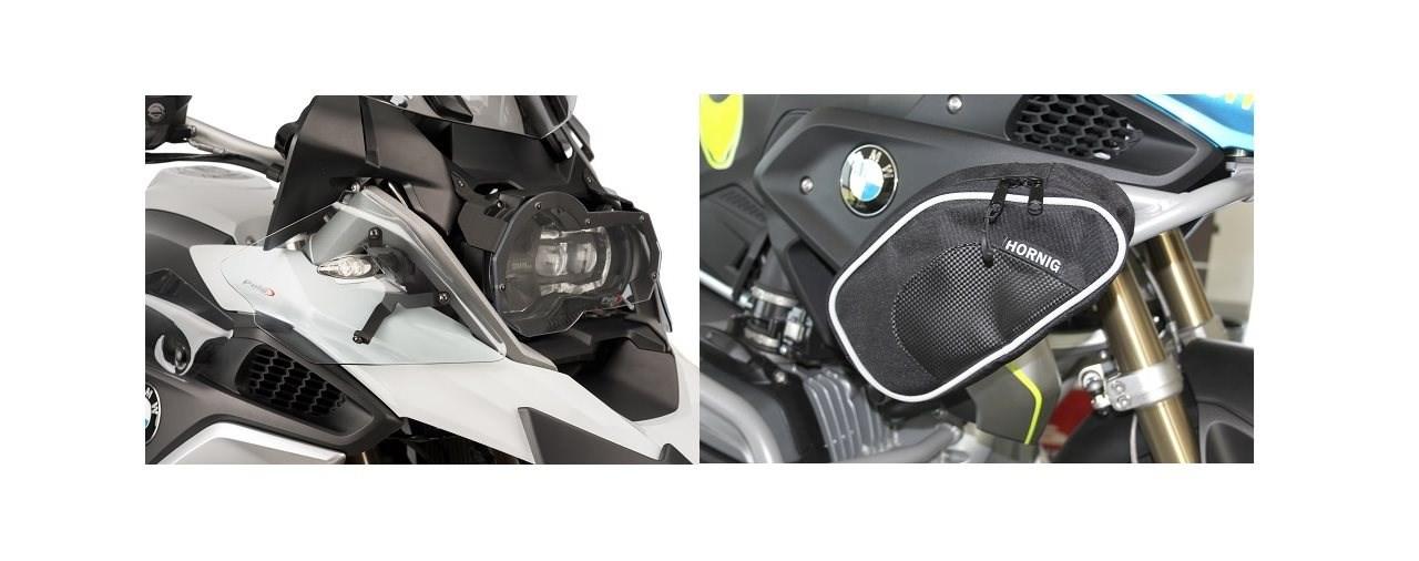 Neue Produkte von Hornig für BMW R 1200 GS LC