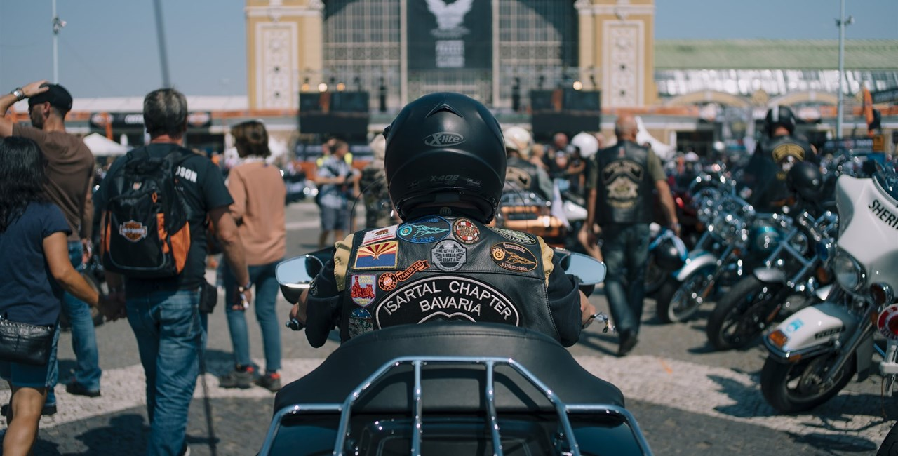 Harley-Davidson feierte 115th Anniversary Party in Prag