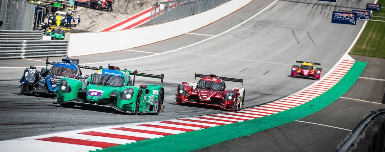European Le Mans Series 2018 vom 20. bis 22. Juli