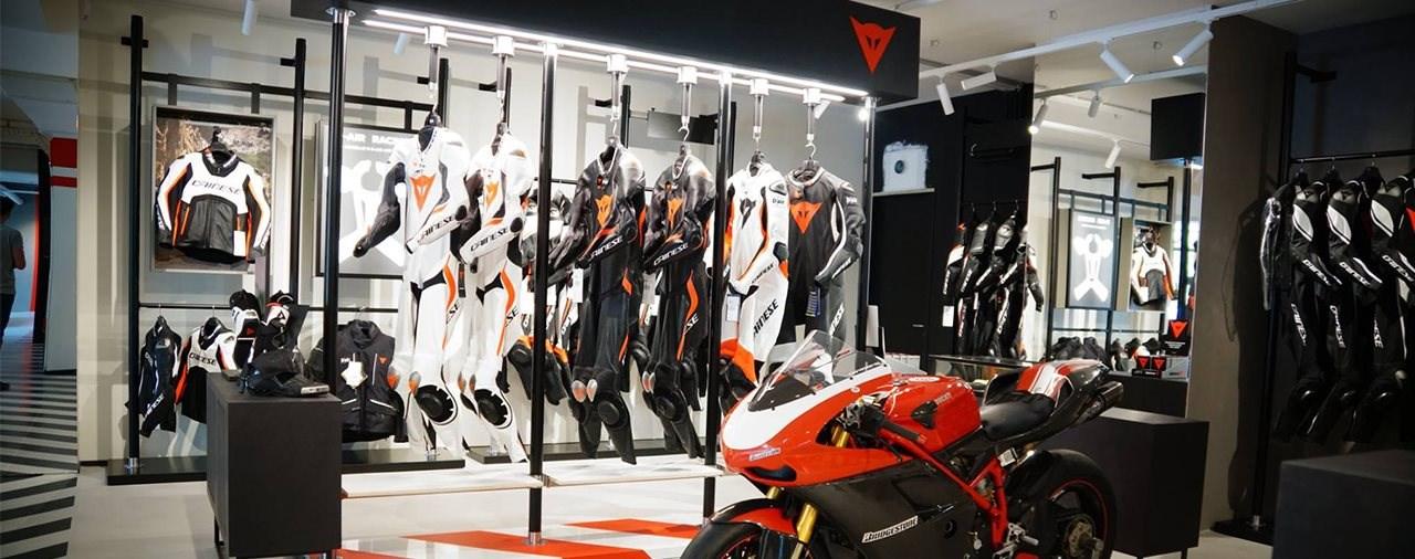 Dainese & AGV eröffnen ersten Store in Wien