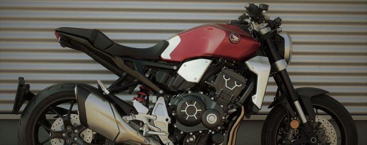 ABM stattet aus: Zubehör für die Honda CB 1000 R Neo Sports Cafe