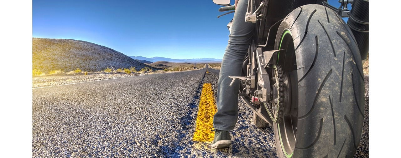 Mit MotorradreifenDirekt.at startklar für den Motorradurlaub
