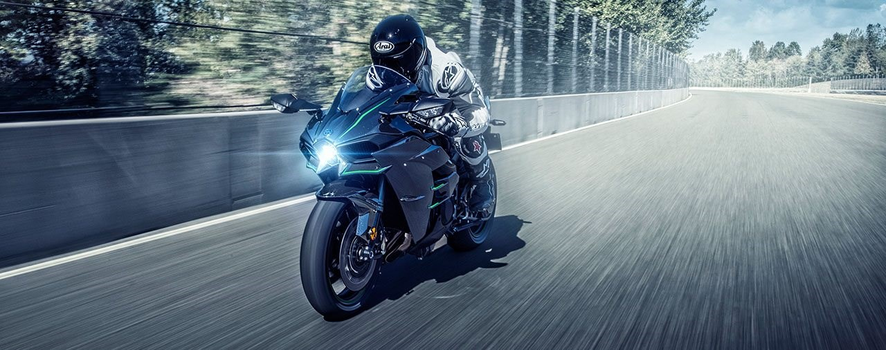 Kawasaki Ninja H2 2019 mit 231 PS