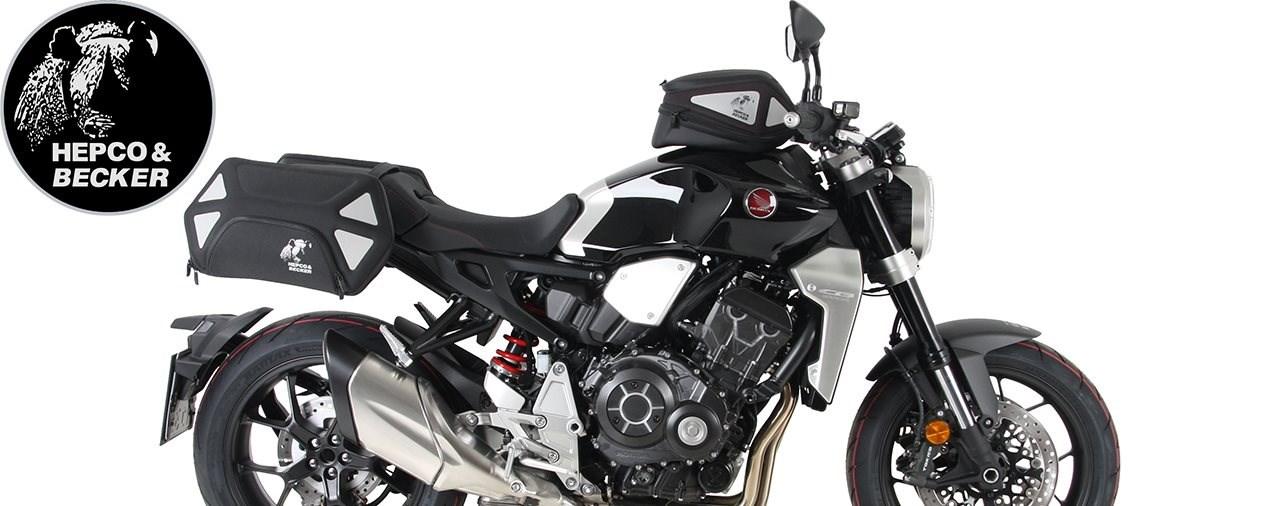 Hepco&Becker Zubehör für die neue Honda CB 1000 R