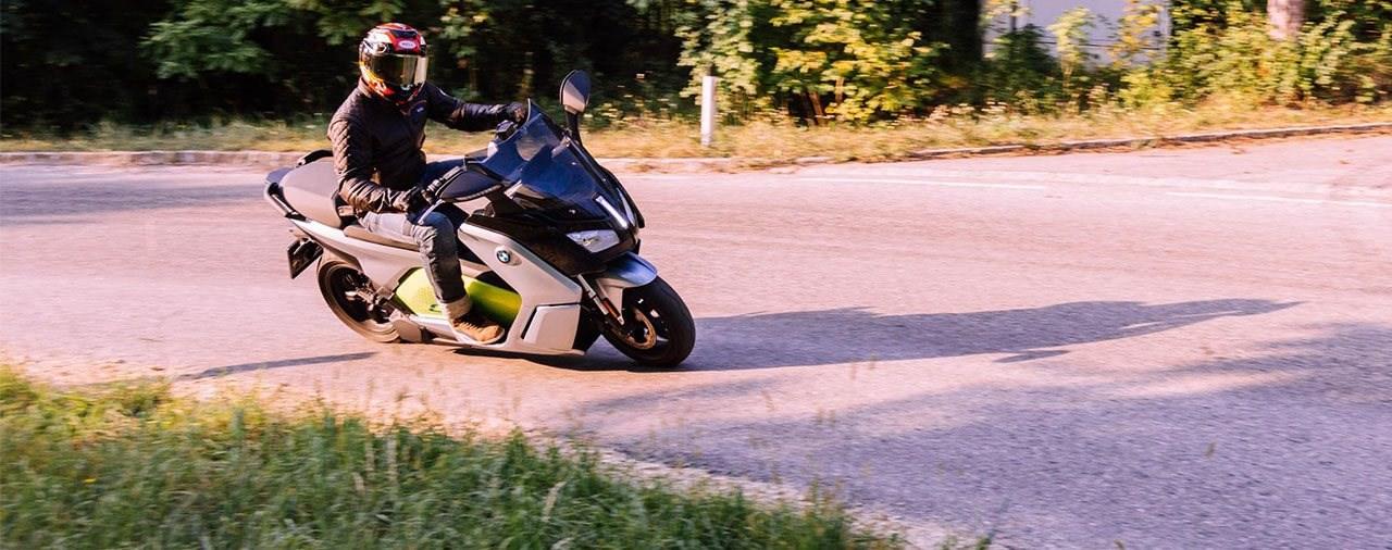 BMW C evolution Long Range Test