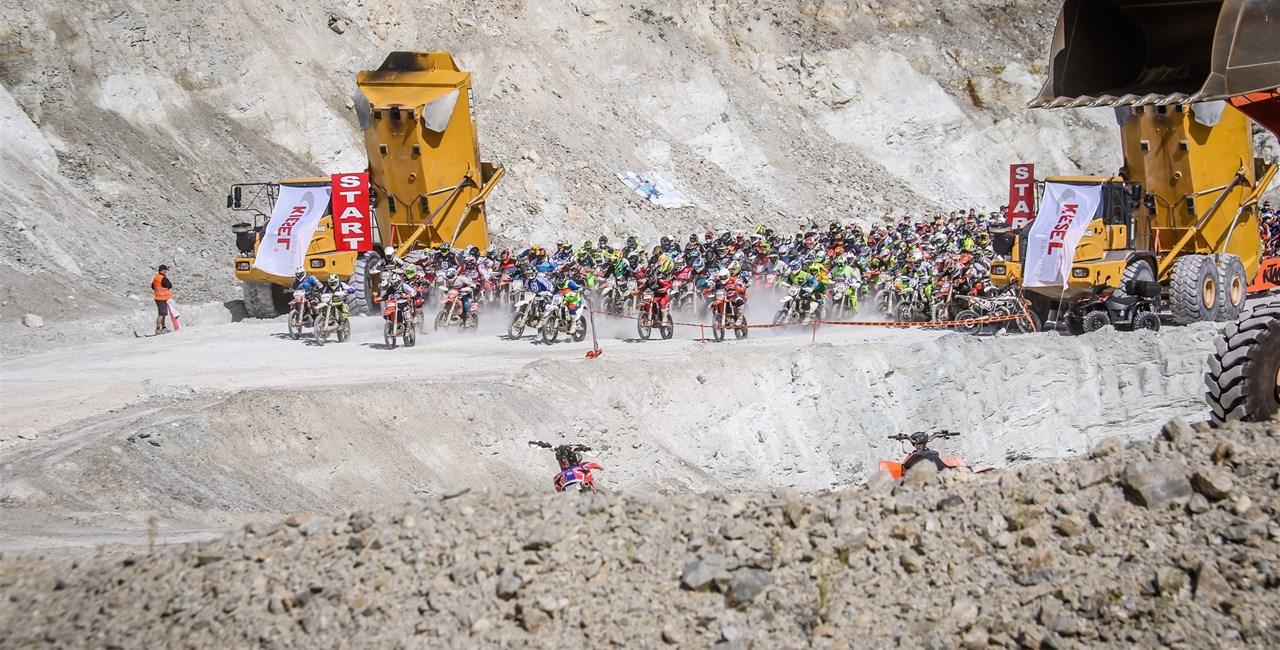 Enduro ÖM: Doppelter Einsatz beim 'Aspang Race'
