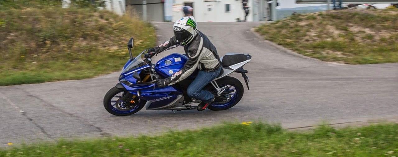 125er Vergleich: Yamaha YZF-R125 Test