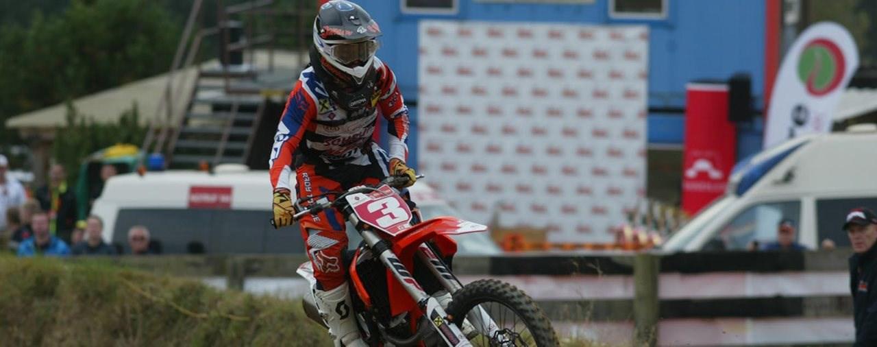 Grande Finale der Motocross ÖM in Kirchschlag am 30.09.2018