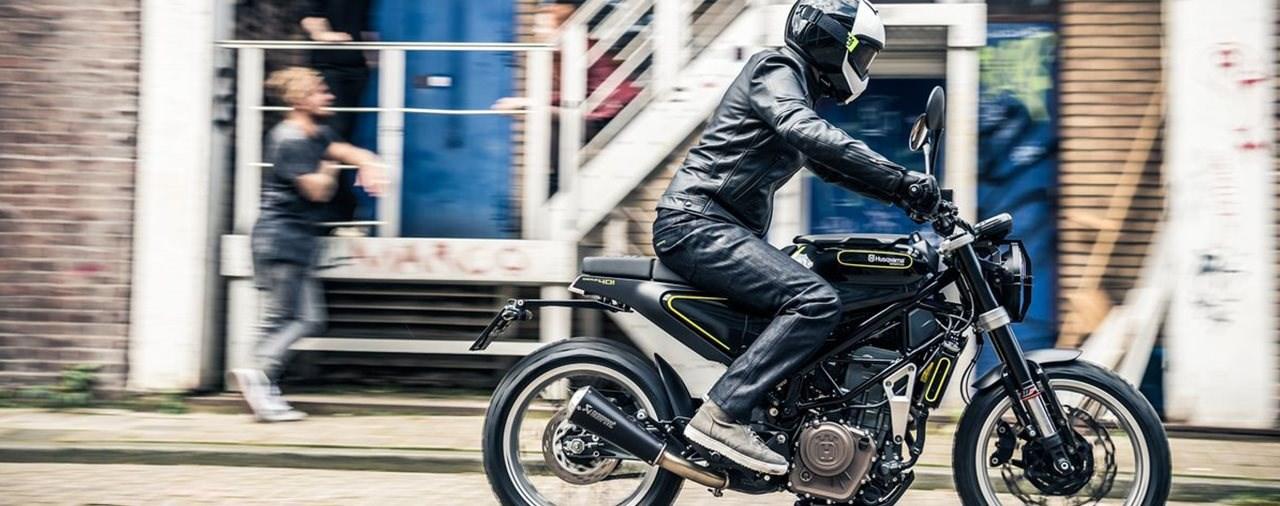 Husqvarna Motorcycles Pioneer Package