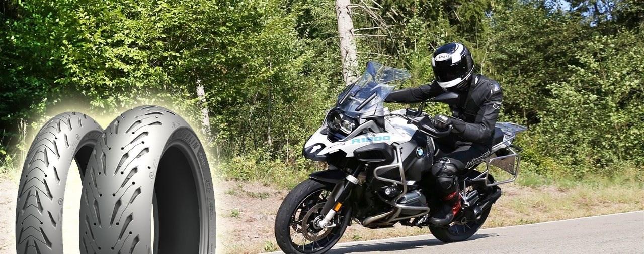 Michelin Road 5 TRAIL im Test an Big Enduros und Adventure Bikes