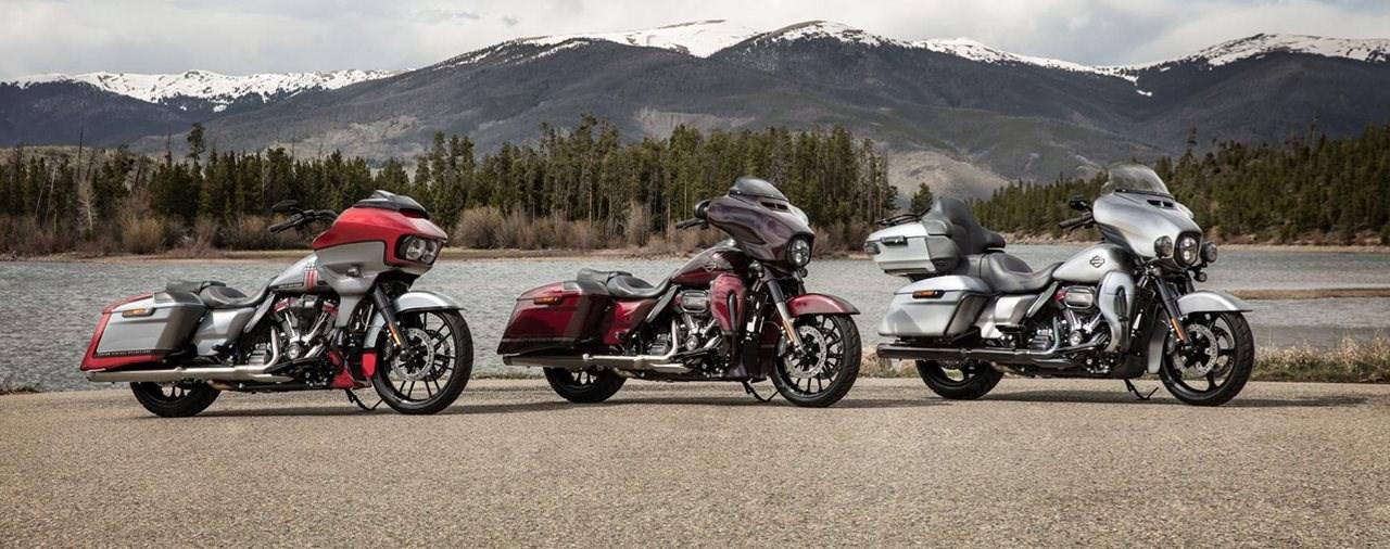 Harley-Davidson Neuheiten 2019