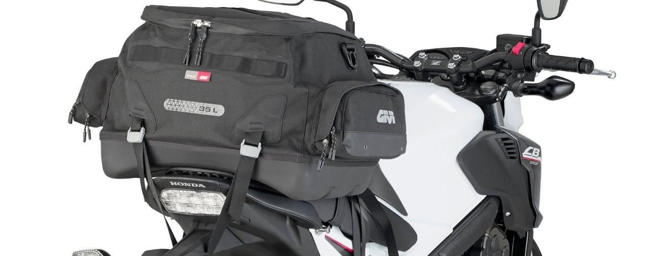 UT805 ULTIMA-T - neue Tasche von GIVI