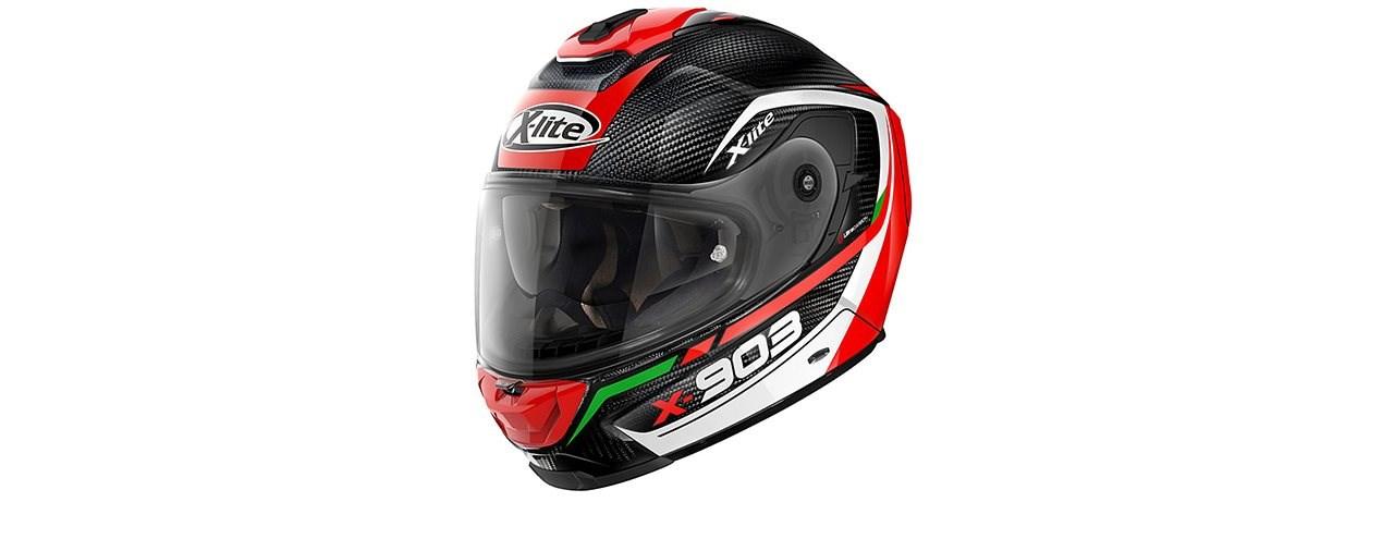 X-lite X-903 - Supertouring-Helm der nächsten Generation