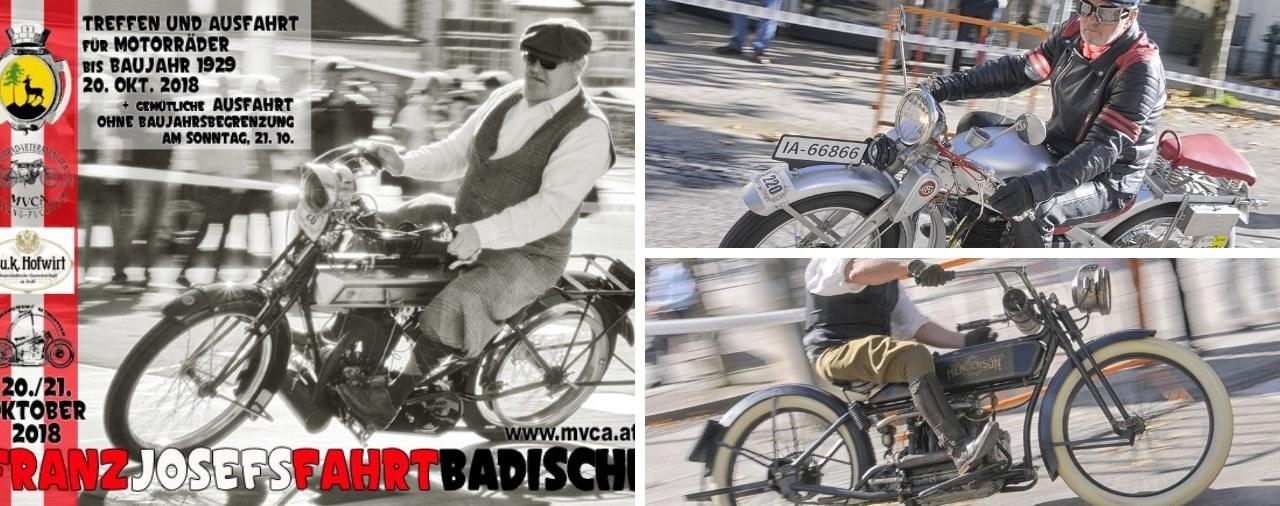 Franz Josephs Fahrt Bad Ischl 2018