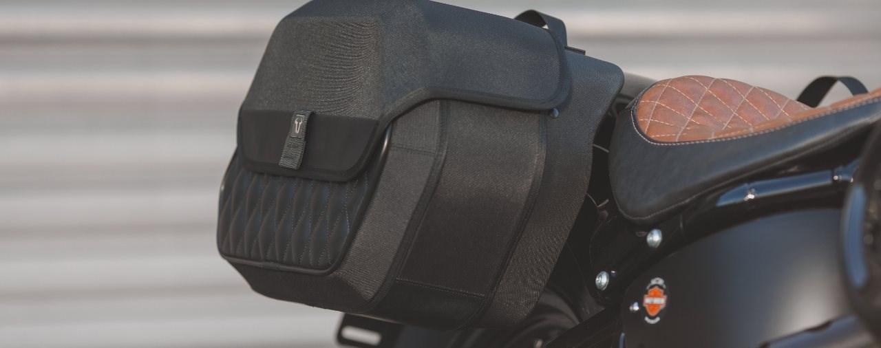 SW-MOTECH Legend Gear Seitentasche für neue Harley-Davidsons