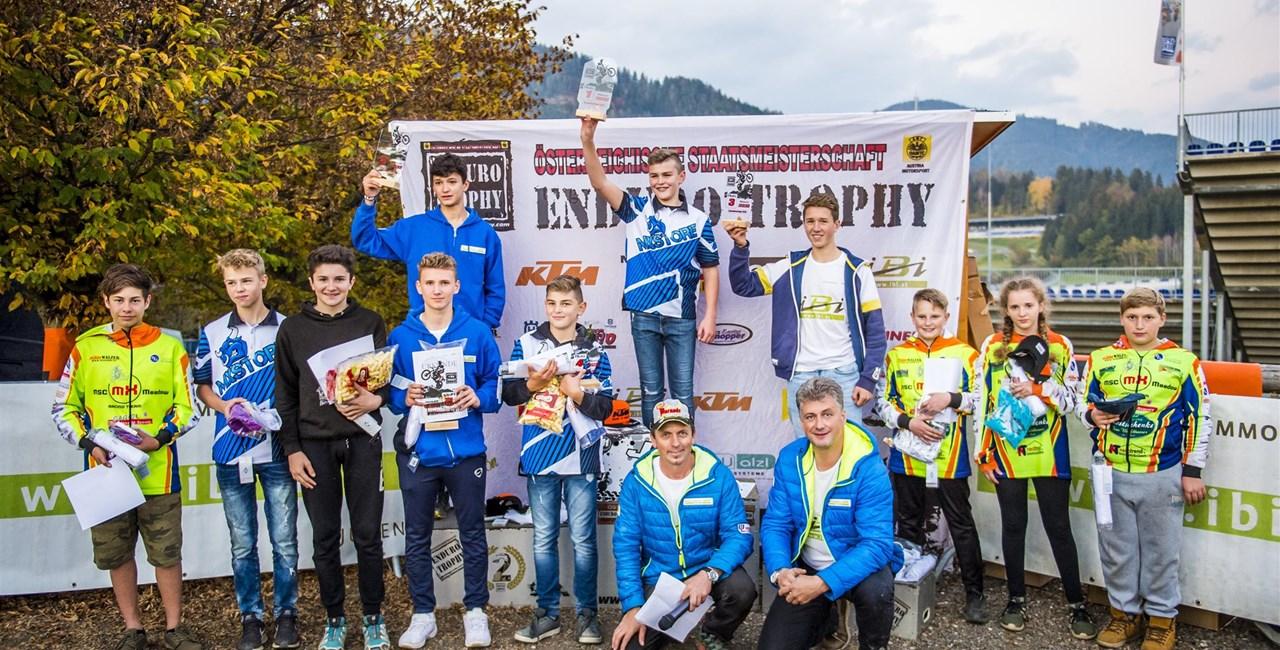 Internationale Team- und IBI Kids- Trophy am Spielberg