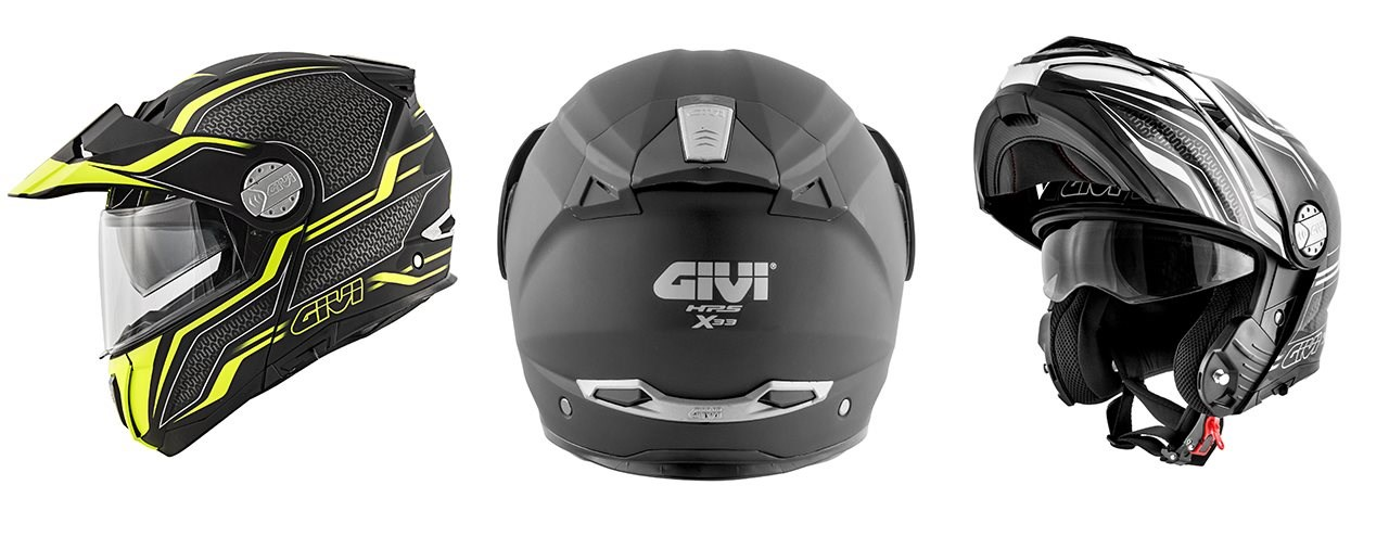 GIVI Helm X.33 CANYON