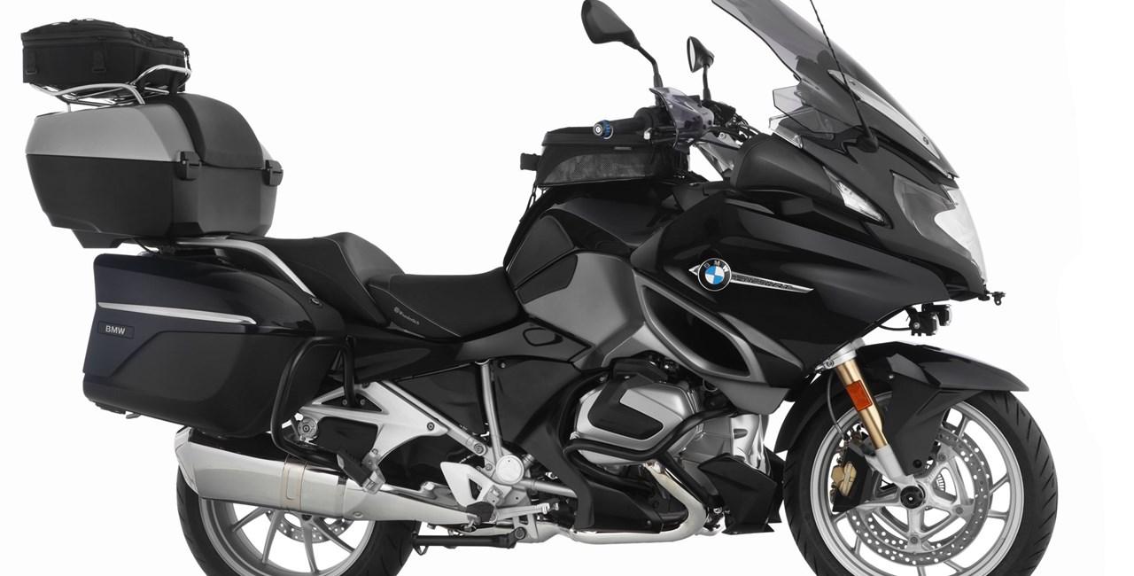 Wunderlich Zubehör für die neue BMW R 1250 RT