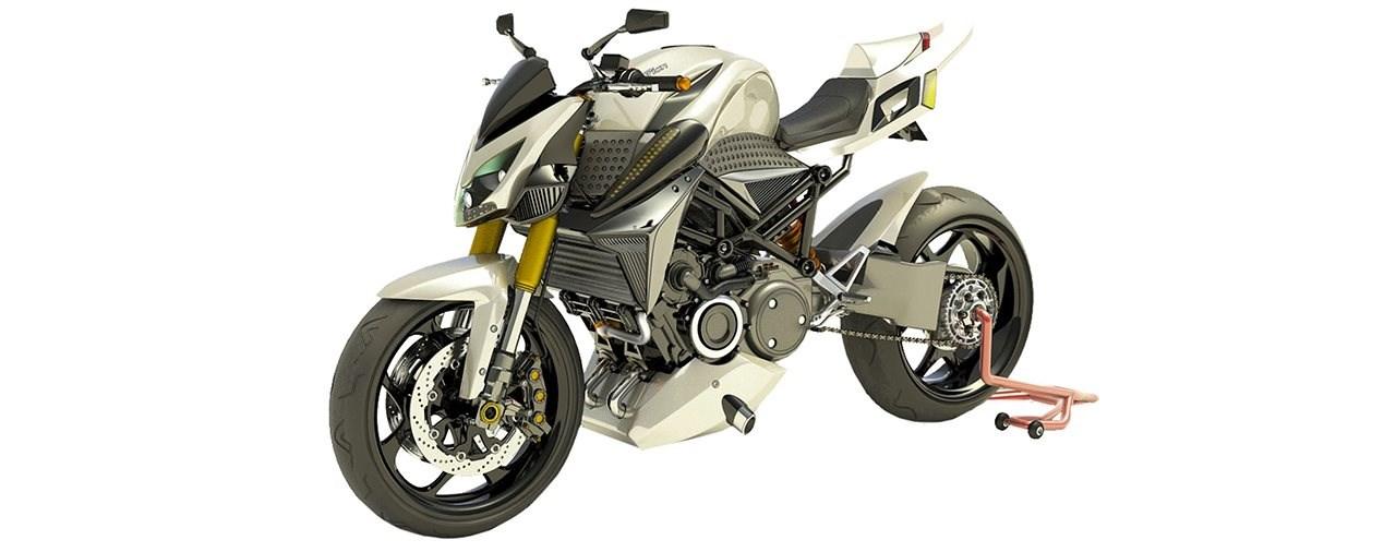 Furion M1: Wankel-Elektro Motorrad