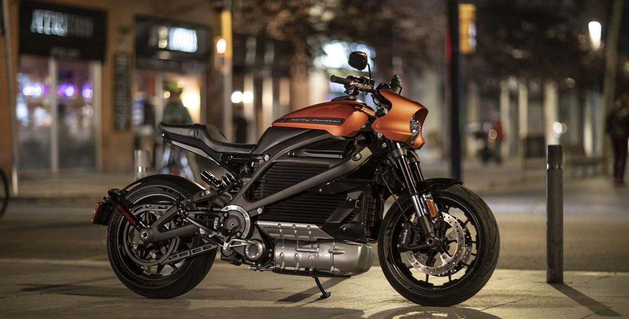 Harley-Davidson LiveWire 2019 - Preis, Details, Lieferdatum